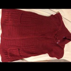 Orange sweater used